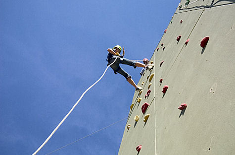 Facilitating Abseiling: Challenge By Choice Re-Explained
