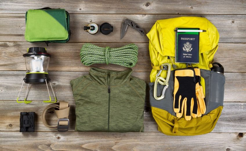 An Outdoor Facilitator's Toolkit: What Is Inside Their Backpack?