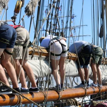 5 Great Sailing Teambuilding Activities