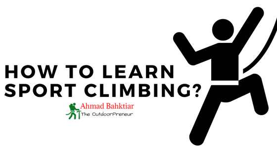 How to learn Sport Climbing?