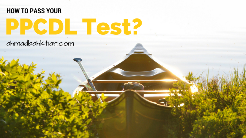 How to pass your PPCDL test?