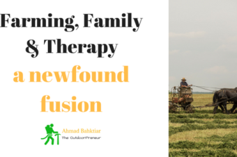 Farming Family and Therapy – a newfound fusion