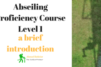 Abseiling Proficiency Course Level 1 – A Brief Introduction